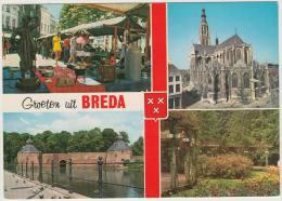 Breda - Multiview - Noord-Brabant,  Nederland/Holland (2) - Breda