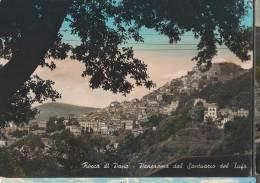 1957 ROCCA DI PAPA PANORAMA FG V SEE 2 SCANS - Italia
