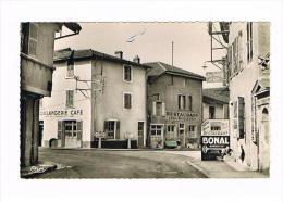 St Trivier De Courtes:carrefour-rte De Curciat-cpSM - Otros Municipios