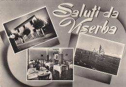 C1006- Saluti Da Viserba - Rimini - F.g. Viaggiata - Rimini