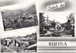 C1008- Saluti Da Rufina - Firenze - F.g. Viaggiata - Firenze