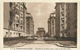 Asnières (92) Les Grésillons - Asnieres Sur Seine