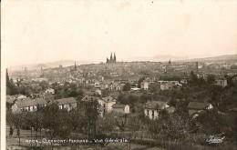 CLERMONT-FERRAND    Vue Générale - Clermont Ferrand