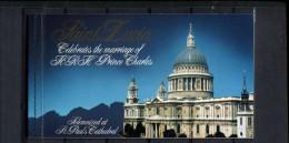 SAINT LUCIA POSTFRIS MINT NEVER HINGED POSTFRISCH EINWANDFREI   MICHEL 549 548 547 LADY DYI PRINS CHARLES - St.Lucie (1979-...)