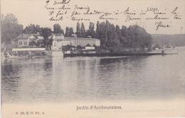 "Liège -  Luik  ""Jardin D'Aclimatation"" - Liege"