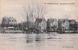 DRAVEIL VILLA. Les Quais De La Seine. - Draveil