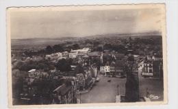 (RECTO / VERSO) BETHUNE EN 1948 - VUE PANORAMIQUE - BEAU CACHET - Bethune