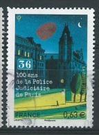 FRANCE  OB CACHET ROND - Gebruikt