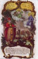 Santino Nuovo S. ANDREAS CRETENSIS - Ristampa Tipografica Da Santino Antico - PERFETTO F90 - Religion & Esotérisme
