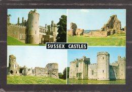 44180    Regno  Unito,    Sussex  Castles,  NV(scritta) - Non Classificati
