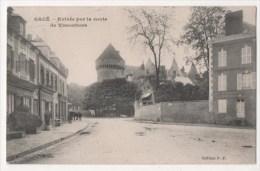 GACE - Entrée Par La Route De Vimoutiers - Gace