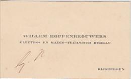 Rijsbergen Naamkaart - Other