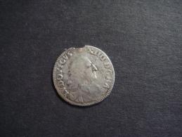 4 Sols Louis XIV (D)  Argent 1675 - 1643-1715 Louis XIV Le Grand