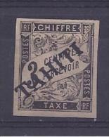 Tahiti - Taxe N° 3 Neuf * - C: 530,00 € - Tahiti (1882-1915)
