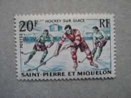 1959  SPM   P 360 * *   Hockey Sur Glace - Neufs