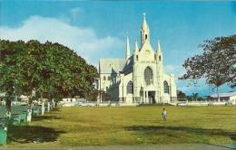 Saint Raphael Church - Heredia   -  Costa Rica.  S-240 - Costa Rica