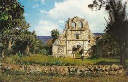 Ujarrás Ruins  Orosi -  Costa Rica.  S-243 - Costa Rica