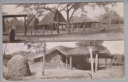 """Nicaragua 1917-09-05 Foto Hacienda """"El Horno"""" AK Nach Genf - Nicaragua"""
