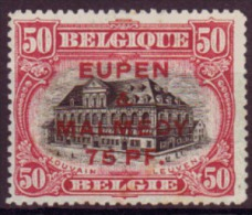 Eupen & Malmedy / Y&T No 6 (*) / 18 € - [OC55/105] Eupen/Malmedy