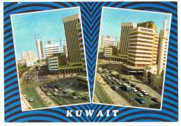 Lot 2 Cartes   Kuwait - Koweït