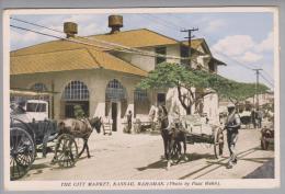 Karibik Bahamas Nassau The City Market Foto P.Webb #45 - Cartes Postales
