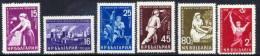 BULGARIA 1960 Occupations Definitive (6) MNH / **.  Michel 1188-93 - Bulgaria