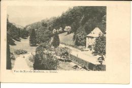 TROOZ     VUE DU RYS-DE-MOSBEUX   ( ecrite   1904  )