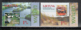 Litauen / Lithuania / Lituanie 1999 Satz/set EUROPA ** - Europa-CEPT