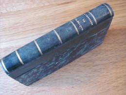 1836 LES AVENTURES DE TELEMAQUE FILS D ULYSSE PAR FENELON TOME 1 . VICTOR MASSON DIDOT - Libros, Revistas, Cómics