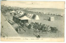 Les Sables D'Olonne La Plage Station D'anes - Sables D'Olonne