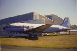 AIR SIAM  DC 4   VH TAC                        /           COLLECTION VILAIN N° 780 - 1946-....: Era Moderna