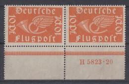 DR Minr.111 Paar HAN 5823.20 Postfrisch - Deutschland