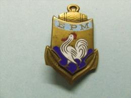 INSIGNE E.P.M - Marine