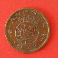 ANGOLA  1  ESCUDOS  1972   KM# 76  -    (Nº03862) - Angola