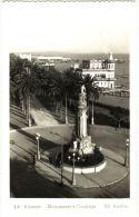 Alicante - Monumento A Canalejas - Alicante
