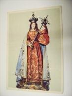 MADONNA  MARIA SS  DELLA CROCE   FRANCAVILLA  FONTANA BRINDISI    NON  VIAGGIATA   COME DA FOTO  RELIGIONE  IMMAG. OPACA - Virgen Mary & Madonnas