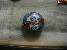 Pin´s Football: FC  STRASBOURG, RCS - Football