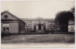 77 - B21013CPA - CHAMPS SUR MARNE - La Mairie - Ecole - Parfait état - SEINE-ET-MARNE - Unclassified