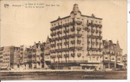 BELGIQUE - WENDUYNE - La Digue Et Le Grand Hôtel Belle Vue - Non Classés