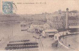 Aj - Cpa BREST - Le Port De Guerre (précurseur) - Brest