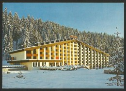 LAAX Flims Sporthotel HAPPY RANCHO 1979 - GR Graubünden