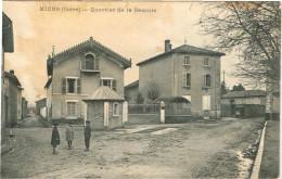 RHONE 69.MIONS QUARTIER DE LA BASCULE - Autres Communes