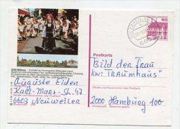 GERMANY - AK 178901 S 4/58 40 000 2.88 Bitburg - [7] République Fédérale