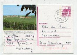 GERMANY - AK 178934 S 6/88 40 000 2.88 Wachenheim An Der Weinstraße - [7] République Fédérale