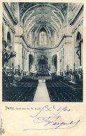 Paris - Intérieur De St Roch - Eglises