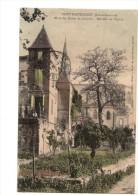 47----SAINT-BARTHELEMY--- Place Des Ecoles De Garcons-derrière L´église--voir 2 Scans - Autres Communes