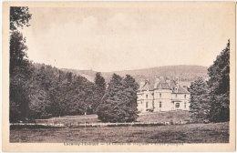 71. LUCENAY-L'EVEQUE. Le Château De Visigneux. Entrée Principale - Francia