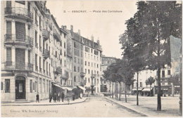 07. ANNONAY. Place Des Cordeliers. 3 - Annonay