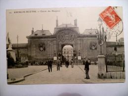 94 : Kremlin-Bicêtre - Entrée Des Hospices - Animée -  (n°1267) - Kremlin Bicetre
