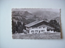 Carte Postale Ancienne De Crest-Voland-la Grande Ourse Et Les Aravis - Autres Communes